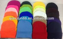 Cuff Beanie Blank Ski Knit Cap Skull Beany 23 Different Colors