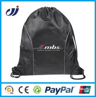 Custom logo factory price various colors cross strap backpack