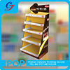 2015 CYJ-0541 Choclate pie /susi bag promotional paper display cardboard stand