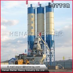 Cheap price HZS50 concrete batching plant automation software