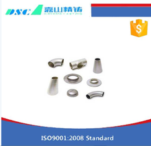 Stainless Steel Investment Casting CF8 304\/316 Clamp Parts For Pipe Fitting
