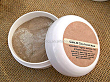 Cure All Clay Facial Mask