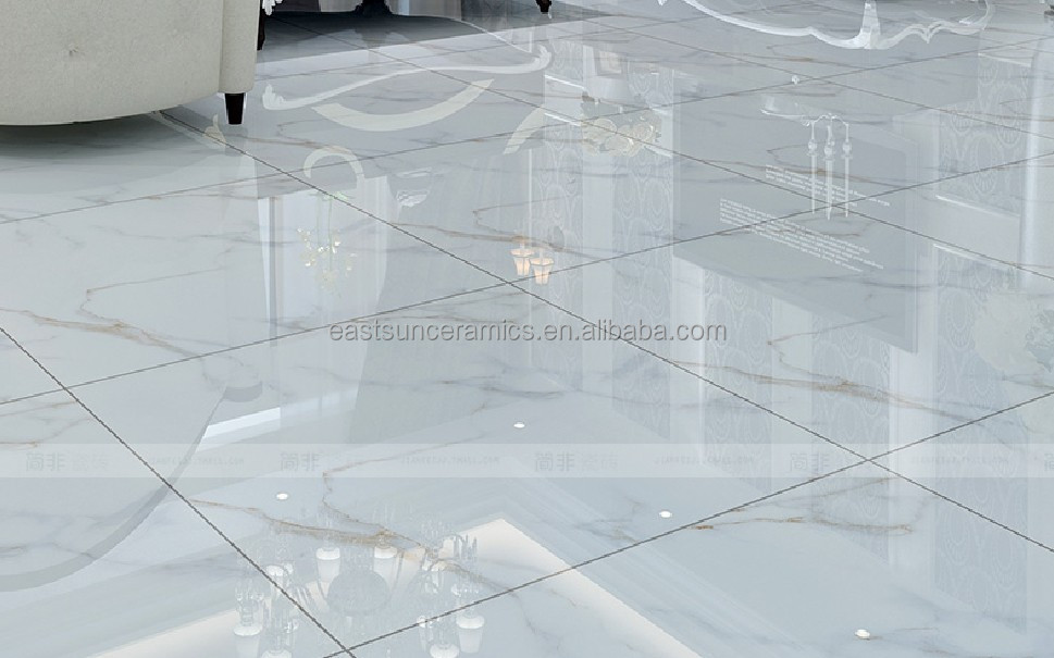 Glazed Polished Porcelain Granite Tile Marble Floors Decorative Tile