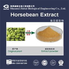free sample available 10:1 20:1 50:1 natural horsebean extract