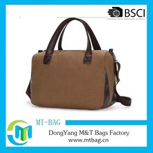 Good Quality Best Popular Classic Travel Tote Canvas Bag