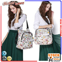 2015 Beautiful Flower bag women bags Handbags for young girls Bistar Galaxy BSB102
