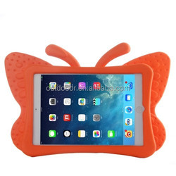 Butterfly EVA Protective Case with Holder for iPad mini