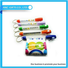 High quality cheap price logo print plastic promotional pen with custom logo for trade show