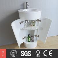 Floor Mounted Modern IKEA Bathroom Furniture