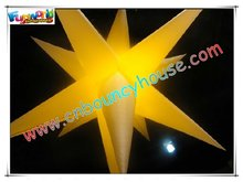 2011 Hot-selling inflatable decoration star