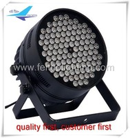 Free shipping (12 pieces) Mega 108x3w rgbw led par 64 3 watts