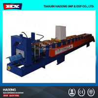 roof tile cap roll forming machine