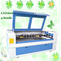LINK- 1610 large laser cutting machine price/ 1610 100w reci laser engraving machine pen