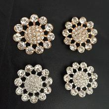 China wholesale sunflower shape brooch , custom bulk brooch , A rating rhinestone