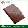 Pu soft cover a5 notebook