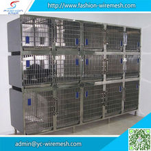 High quality portable foldable metal dog cage pet house