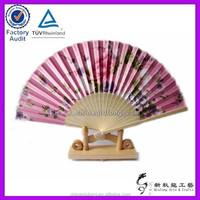 bamboo wedding chinese fan wedding gift handicraft