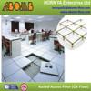 PVC tile anti-static epoxy floor coating raised access floor for intelligent building system