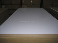 18mm melamine faced mdf board