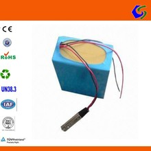 lifepo4 12V 12.8v 12ah 4s lithium ion battery pack for solar light