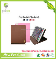 wholesale alibaba Rotating leather case for iPad air/air 2