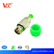 Manufacture Supply FC APC 10dB singlemode fiber optic attenuator