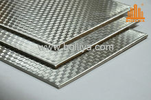 competitive price silikon sealant/stainless steel composite panel