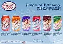 Carbonated Drinks/ Soft Drinks (Sarsi)