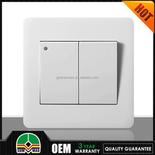 Wholesale abibaba Dual control lighting switch