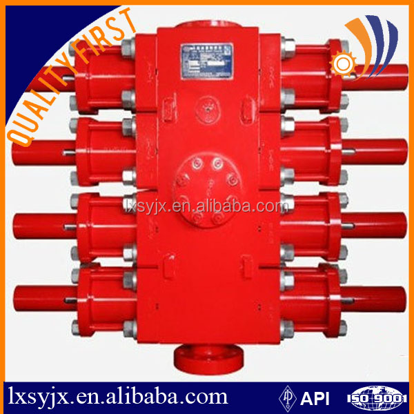 Coil Tubing Bop Service : Api four ram coiled tubing bop with shear blind