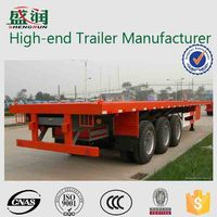 2015 China 40ft container chassis for sale