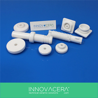 95% Alumina/Steatite C221 Ceramic Burning Heads For Igniter/INNOVACERA