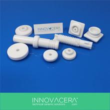 95% Alumina/Steatite C221 Ceramic Burning Heads For Igniter/INNOVACERA