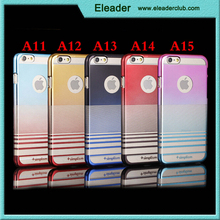 for iphone 6 chrome hard cover case