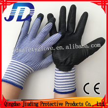 Black Nitrile Gloves building