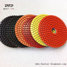 WET Polishing Pads/Dry Polishing Pads for grinding and polishing machine
