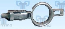 BAUER COUPLING CLAMP & SPANNER FOR CONCRETE PUMP