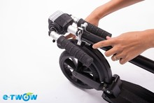 e-twow new arrival S2 e-twow 8.5Ah electric scooter e scooter with 2 wheels for adults use