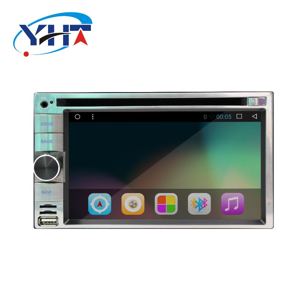 Fabrik preis Android 6.0 universal noch kühl auto dvd player mit gps-navigation