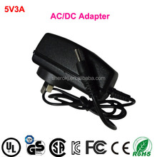 AU wall switching 5v 2.5a ac dc power adapter, wall mount ac 220V transformer converter, led driver