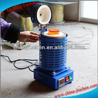 2kg (53oz) Jewelry Smelting furnace for Gold Casting Machine