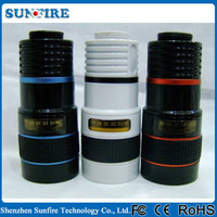 Universal lens 8X camera android zoom lens camera lens for galaxy note 2