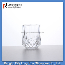 LongRun 2015 promotion best selling product carving glass whisky glasses China wholesale