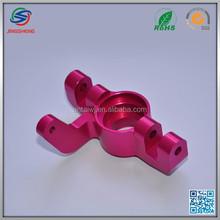 new arrival cnc lathe aluminum piece/cnc lathe processing part/cnc lathe piece for car