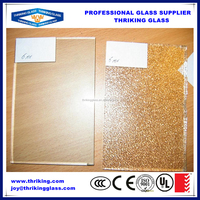 Clear Pattern Glass 3mm 4mm 5mm 5.5mm Textured Glass Suppliers