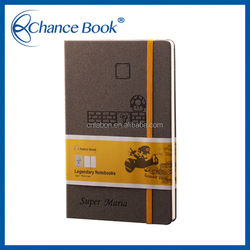 A5 Custom Design Note Book With Paper Sleeve