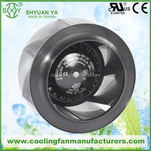 Backward Curved Blade Ventilation Small Size Centrifugal Fans