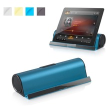 for ipad/iphone/Samsung wireless bluetooth speaker with stand
