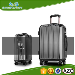 china supplier luggage set 3pc 20 24 28 trolley luggage