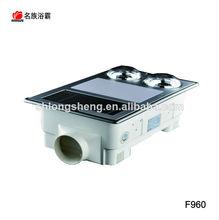 Cuarto de baño de calor/abanico/combinaciones de luz/calentador de ventilador eléctrico